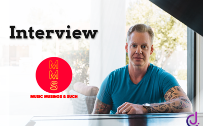 Interview to Music Musings & Such